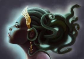 Medusa by MirageMari