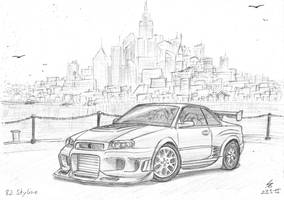 82 Skyline by Stallnig