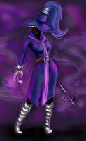 She is evil! Female Veigar by Anspire