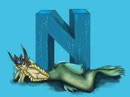 League of Legends - Nami - N by Anspire