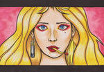 Hyuna - Lip and Hip Fanart by Anspire