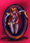 League of Legends - Female Ornn - O by Anspire