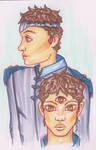 Isak Ronak (Original Character) by Anspire