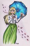 Violet Evergarden by Anspire