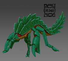 Crustacean Reenterer by ZenithDeLunaris