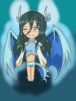 A T : Dracolis girl by AkikazeKun