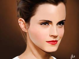 Emma Watson by brentonmb