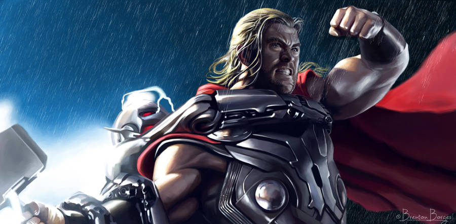 Thor by brentonmb