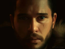 Jon Snow by brentonmb