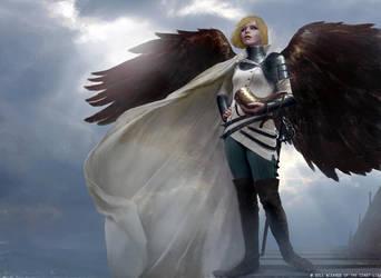 angel by IgorKieryluk