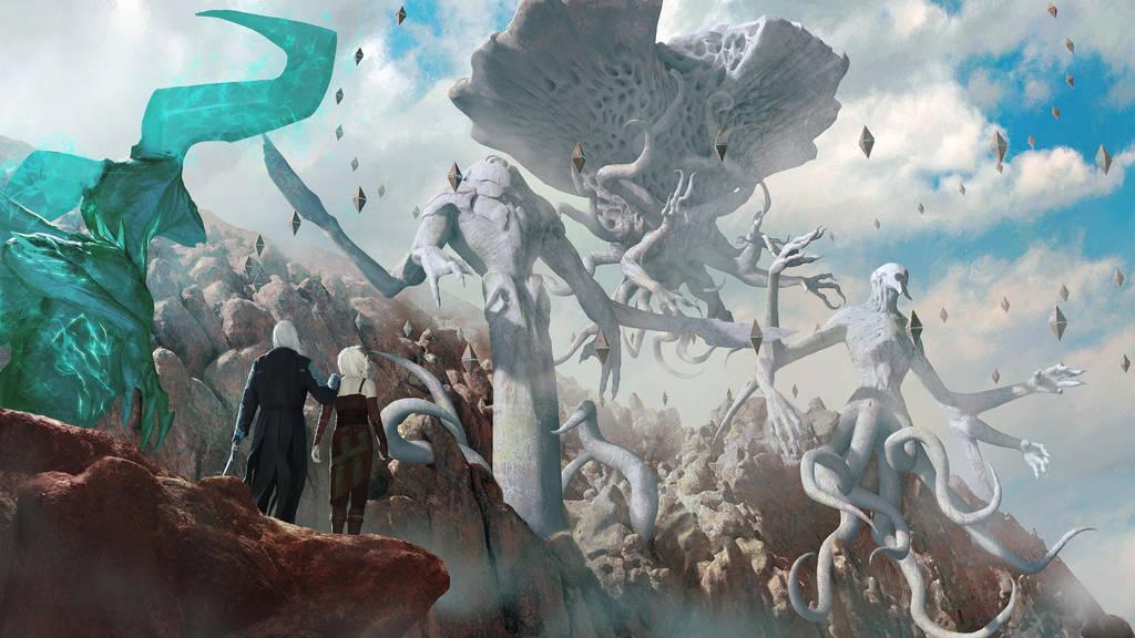 Titans by IgorKieryluk