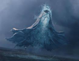 niblis of frost by IgorKieryluk