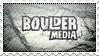 Boulder Media Stamp by SariSpy56