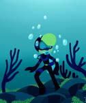 24: Trapped Underwater by SariSpy56