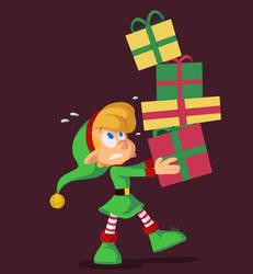 December 15: Elf by SariSpy56