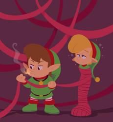 December 16: Ribbon by SariSpy56
