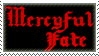 Mercyful Fate STAMP by 13surgeries