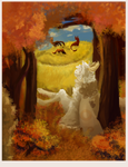 DTA Entry - Intaurs in Autumn by Gwynieve