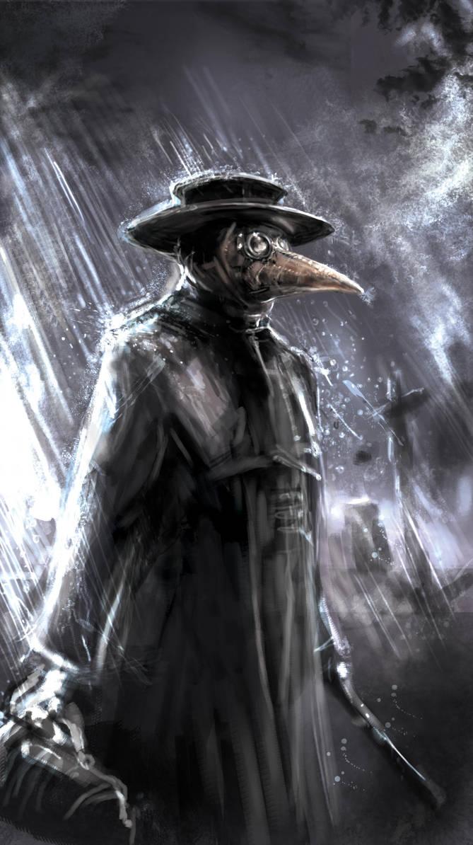 Plague Doctor by Mitchellnolte
