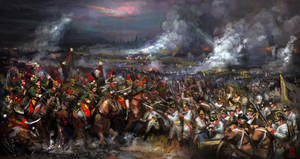 War in the Age of Hagith by Mitchellnolte