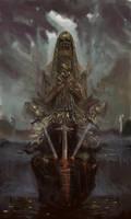 Drei Schwerter by Mitchellnolte
