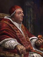 Pope Rodrigo Borgia Alexander VI by Mitchellnolte