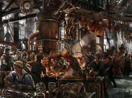 Gentlefolk Factory by Mitchellnolte