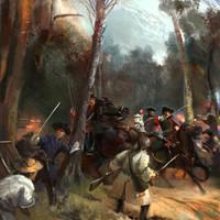 Lofving's Partisans by Mitchellnolte