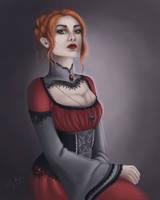Commission - Eleanor. by riikozor