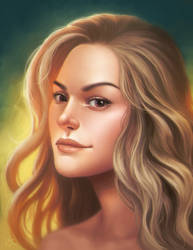 Commission - Myrcella by riikozor