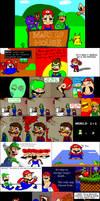Mario House by PsychoPop