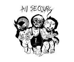 OFF - Au Secours by ZaraLT