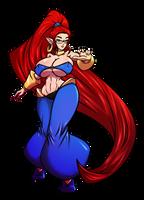 Ruby Shantae by N647