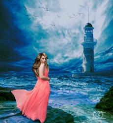 The Lighthouse by virgolinedancer