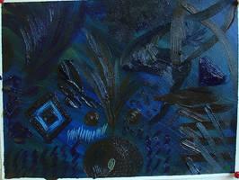 Abstract, 02 by juani-hokshana