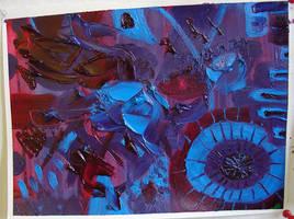 Abstract, 04 by juani-hokshana