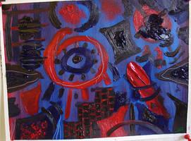 Abstract, 05 by juani-hokshana