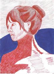 Red Blue by juani-hokshana