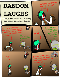 Random Laughs number a jillion by hsifdoK
