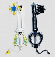 Oathkeeper And Oblivion by InfiniteCosplay