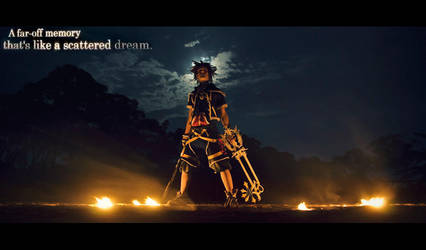Scattered Dream by InfiniteCosplay