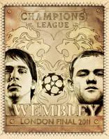 final champions league 2011 by fungila