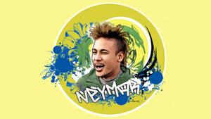 neymar a colori by fungila