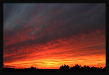 June Sunset by Jeremyti