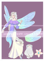 Pearl fairy adopt by CovaOvO
