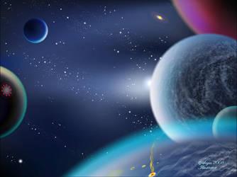Space by alegas