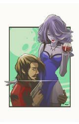 Widow Mcree by RoryJas