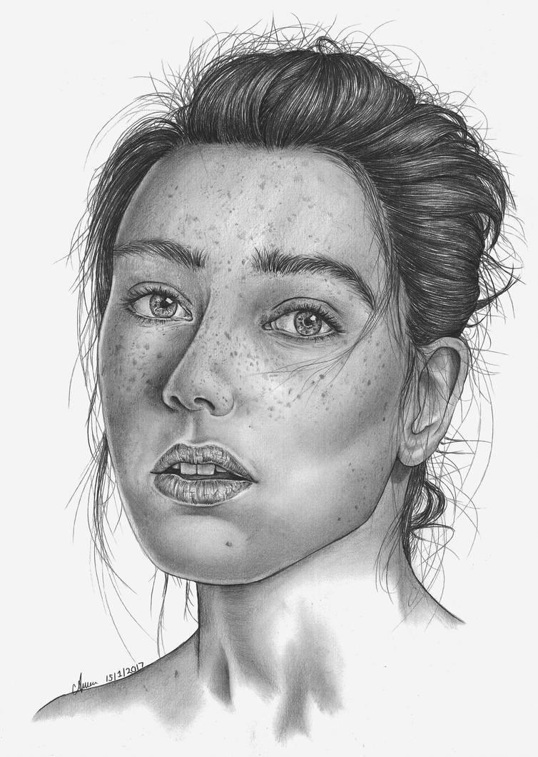 Portrait 1 by 4mira