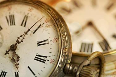 Counting Time by Sara-Morini
