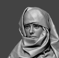 Hijab #1 by 3eof